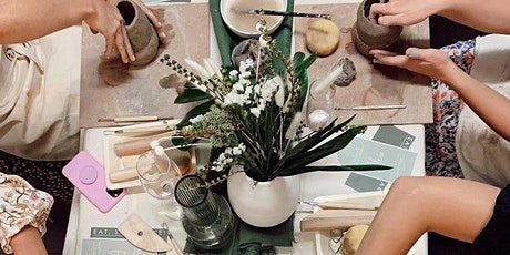 Earth Pottery Class at our Haus tickets
