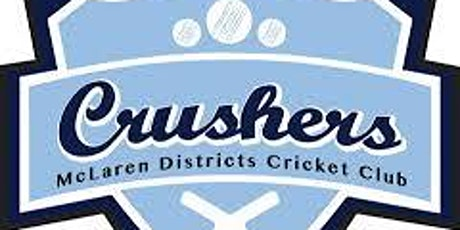 McLaren Districts Cricket Clinic u12 & u14s tickets