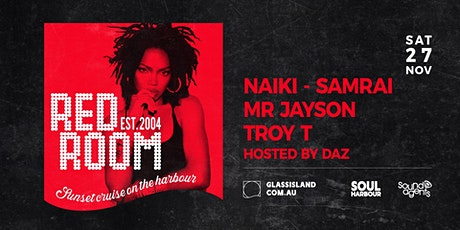 Glass Island - Red Room - Sat 27th November tickets