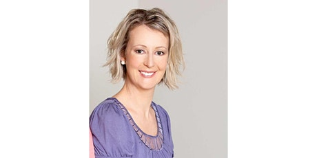 Online  author talk - Sue Smethurst tickets