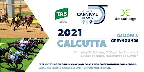 2021 Calcutta Night tickets