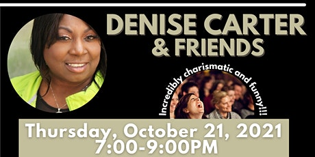 Denise Carter and Friends Comedy Show Ventura Harbor Comedy Club tickets