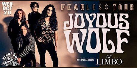 JOYOUS WOLF tickets
