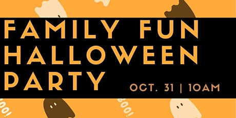 Family Fun Halloween Costume  Party tickets
