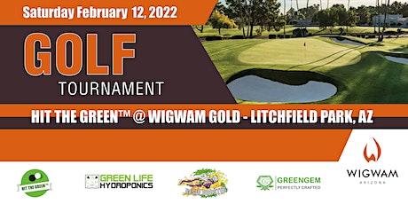 HIT THE GREEN™ @ Wigwam Gold Golf Tournament tickets
