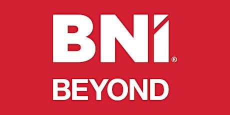 BNI Beyond Business Networking Breakfast (Nov. to Dec.  2021) tickets