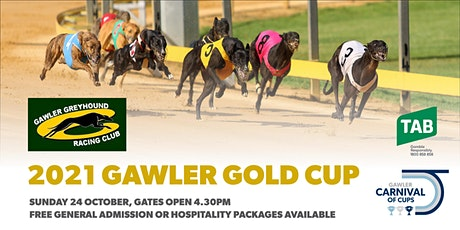 2021 Gawler Gold Cup tickets