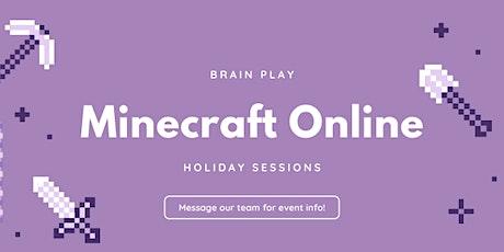 Brain Play - Minecraft Online Club! Tickets