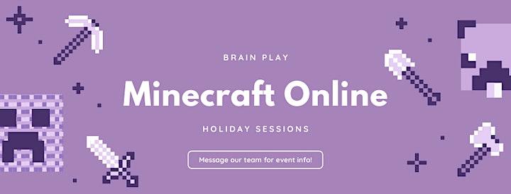 Brain Play - Minecraft Online Club! image