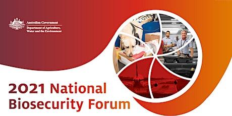 National Biosecurity Forum & Australian Biosecurity Awards tickets