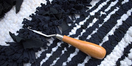 The Art of Rag Rug Making Class tickets
