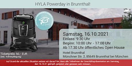 HYLA POWER DAY Tickets