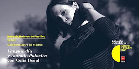 Concierto recital de Celia BSoul entradas