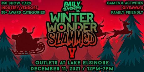 Winter WonderSLAMMED V by Daily Drivers Inc. tickets