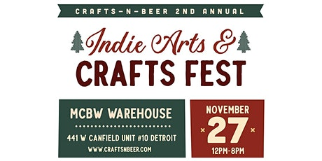 Indie Arts & Crafts Fest tickets
