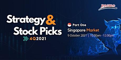 Strategy & Stock Picks - Singapore Market tickets
