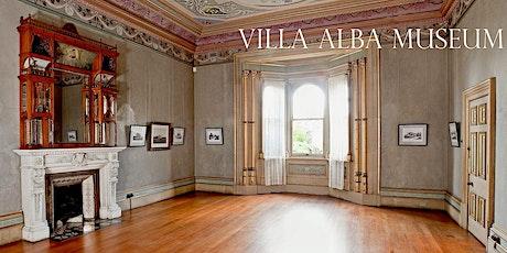 Villa Alba Museum Annual General Meeting 2021 tickets