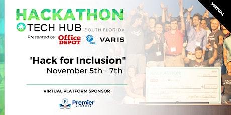 Tech Hub Hackathon | 'Hack for Inclusion' entradas