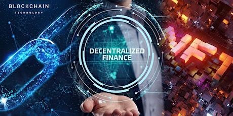 Fundamentals of Blockchain, DeFi & NFT's tickets