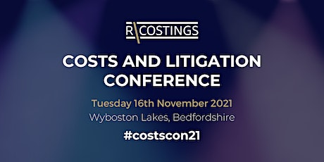 R Costings Costs & Litigation Conference tickets