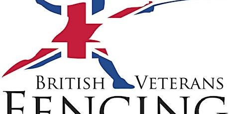British Veterans Fencing EGM 2021 tickets