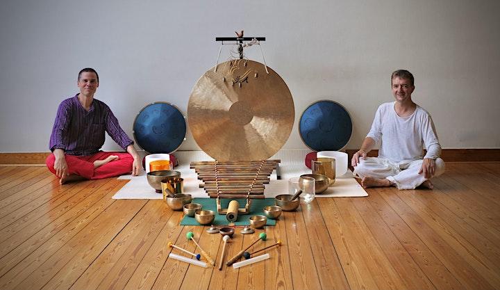 Image pour Séance bien-être et bols chantants