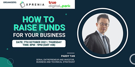 How to Raise Funds for Your Business tickets