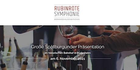 Rubinrote Symphonie | Assmannshausen & Friends Tickets