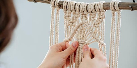 Headspace Day: Free Macramé tutorial tickets