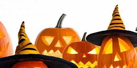 Lectures d'Halloween billets