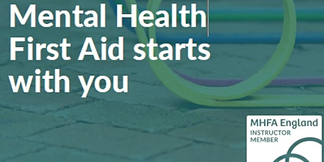 Mental Health First Aid Course ( 2 day ) In Person tickets