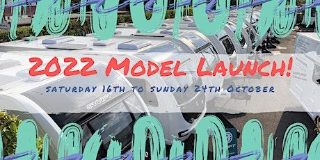 MG Caravans - Swift  2022 Model Launch! tickets