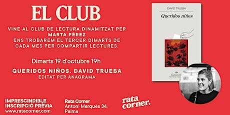 'El club' comentam 'Queridos niños' amb Marta Pérez entradas