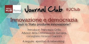 Social Innovation Journal Club