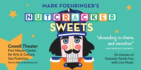 2021 Mark Foehringer's Nutcracker Sweets 1:30 PM tickets