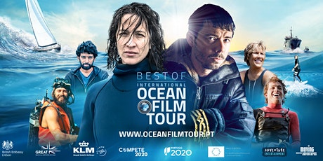 International Ocean Film Tour Best of - Nazaré bilhetes