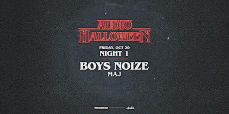 Halloween - Night 1 w/ Boys Noize tickets