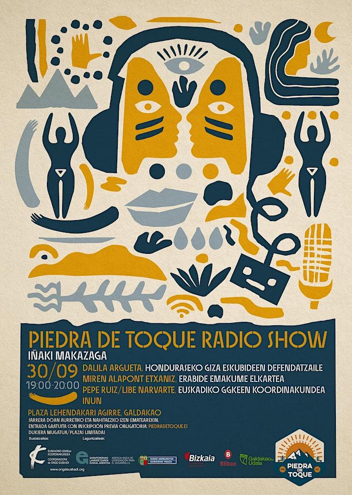 """Imagen de """"Piedra de Toque"""" Radio Show"""