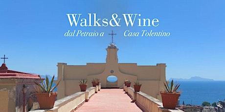 Walks & Wine: dal Petraio a Casa Tolentino - 2° edizione tickets
