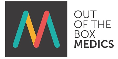 Out of the Box Medics Monthly Peer Support Group - October 2021 tickets