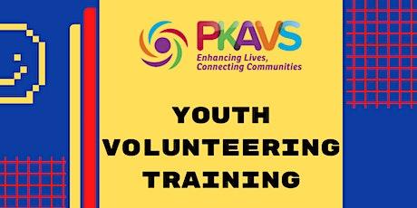 Trustees Week: Youth Volunteering Training tickets