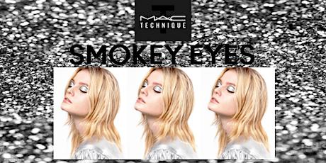 MAC TECHNIQUE SMOKEY EYES biglietti