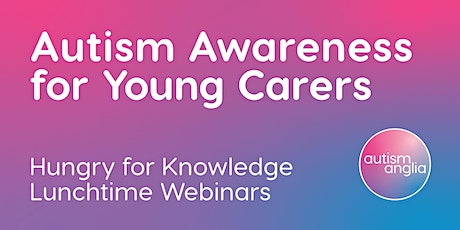 Autism Awareness for Young Carers tickets