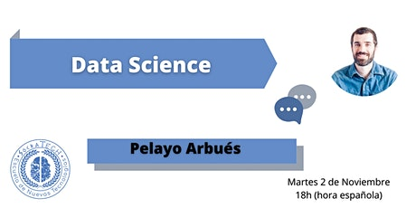 Data Science con Pelayo Arbués entradas