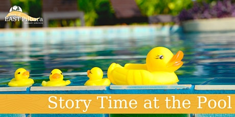 Newman Library Water Safety Story Time - December tickets