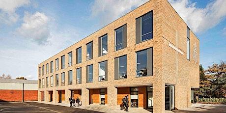 Becket Keys CofE School - Sixth Form Open Evening  - 12th October tickets