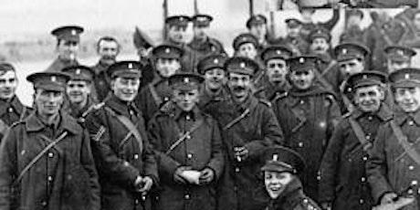Free Guided walk St Helier's Great War tickets