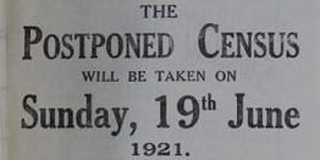 Researching your family history: 20th century sources tickets