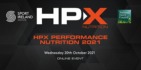 HPX Nutrition tickets