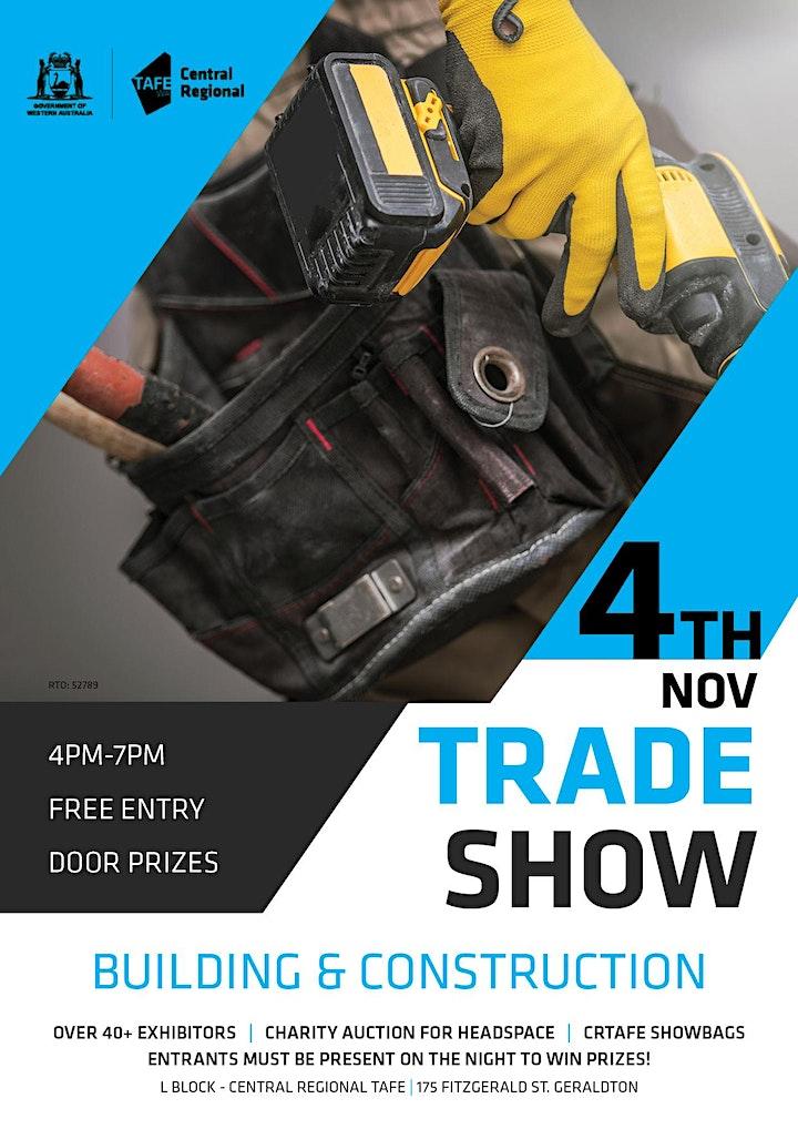 Central Regional TAFE Construction Trade Show 2021 image